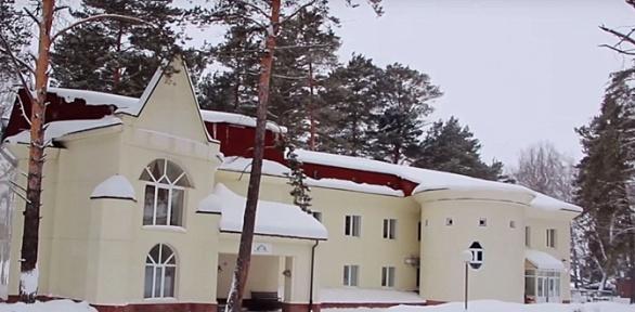 Отдых спосещением бани вотеле «Царские Палаты»