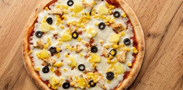 Сет изпицц или осетинских пирогов отпекарни Pie-Pizza