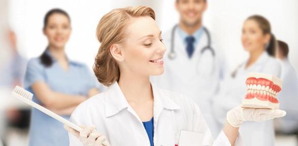 Гигиена полости рта, отбеливание зубов, лечение кариеса вклинике In-Stom