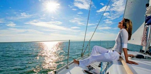 Рыбалка или экскурсия наяхте откомпании «Отдых наморе»