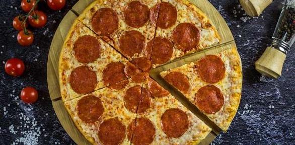 Всё меню пиццы отдоставки «Семь пицц» заполцены