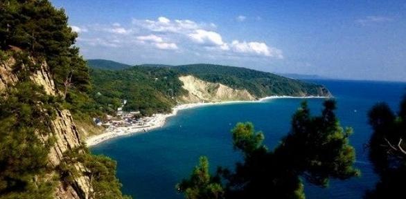 Отдых напобережье Черного моря наБО«Золотой колос»