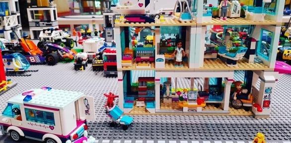 30, 60минут или безлимитное посещение детской игровой комнаты Lego