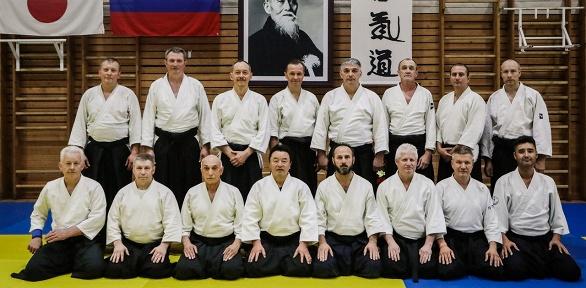 До3месяцев занятий айкидо айкикай вфедерации Budo Rensei Dojo