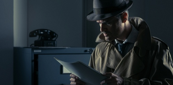 Участие вквесте «Шпион» отдома реалити-квестов иразвлечений «Втайне»