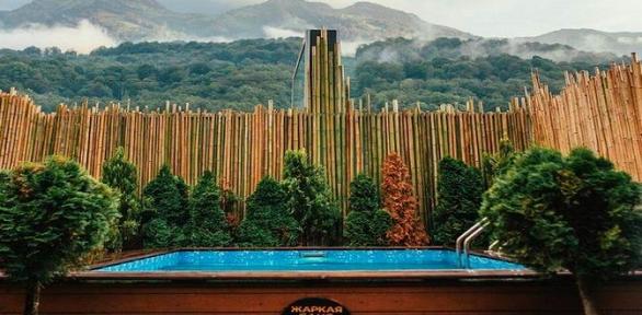 Отдых вбане отбанного комплекса «Жаркая баня»