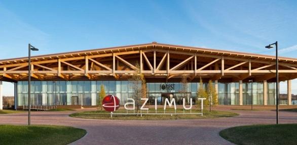 Отдых спитанием ибезлимитным SPA вотеле «Azimut Отель Переславль»