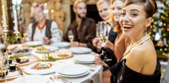 Организация праздничного банкета в ресторане El Bar