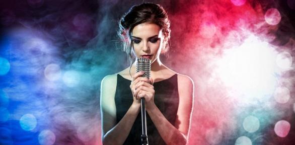 Занятия вокалом отаудиокомпании «Диапазон»