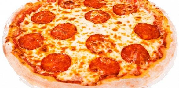 Меню пиццы, роллов отслужбы «XL-суши» заполцены
