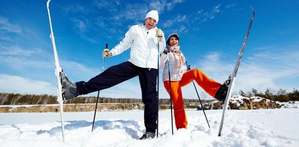 Прокат комплектов лыж, тюбов иконьков отлыжной базы «Динамо» заполцены