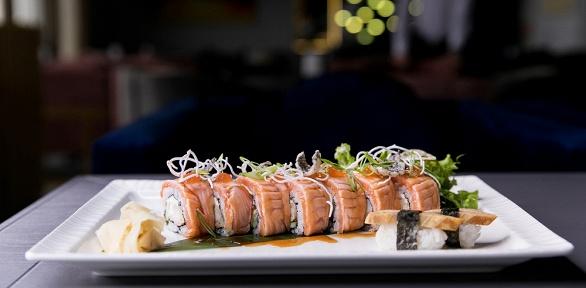 Блюда изменю инапитки отслужбы доставки суши-бара Wilochka заполцены