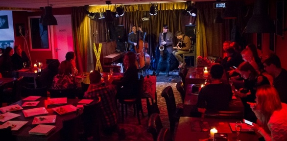 Билет навечернюю программу «Живой Jazz» вPolice Station Bar