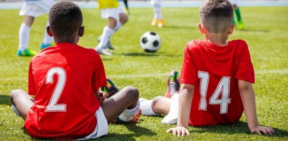 Занятия пофутболу для детей вшколе футбола «Футболика»
