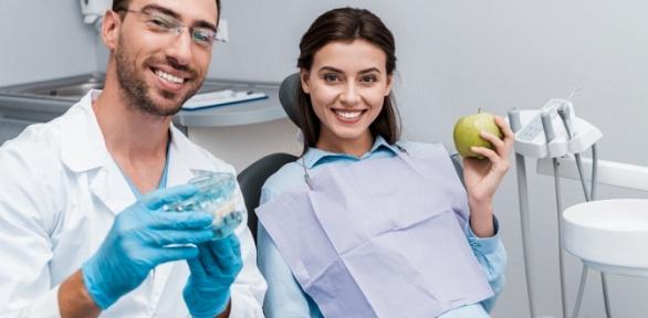Гигиена полости рта, лечение кариеса вклинике Maxistom