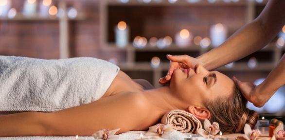 SPA-программы встудии массажа Relax