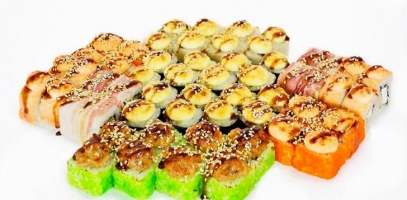 Суши, роллы, сеты отдоставки Bistro Sushi заполцены