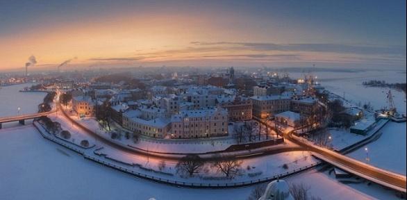 5-дневный тур «Новый год вРусской Финляндии»