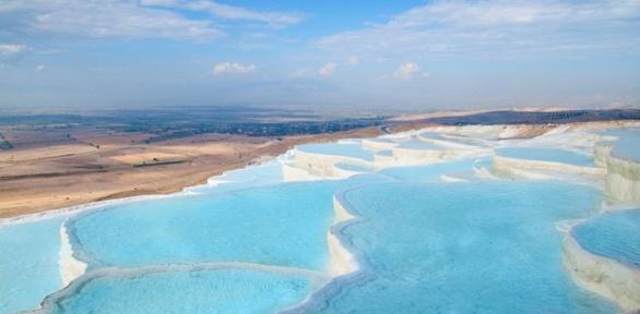 Экскурсионный тур «Золотое кольцо Турции»