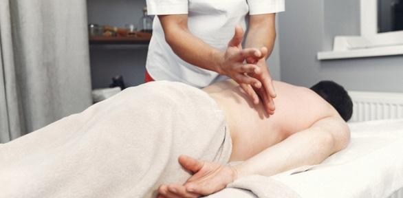 3или 5сеансов медицинского массажа вклинике «Семья»