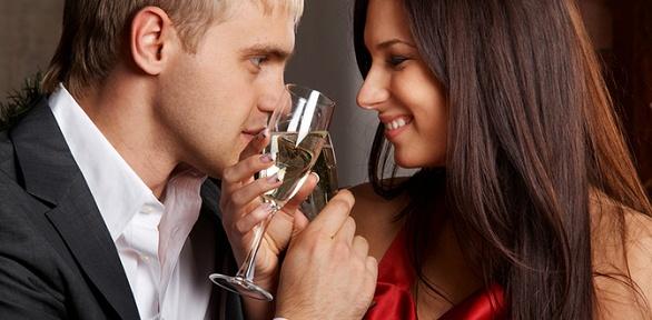 Организация романтического свидания навыбор откомпании KinoLife