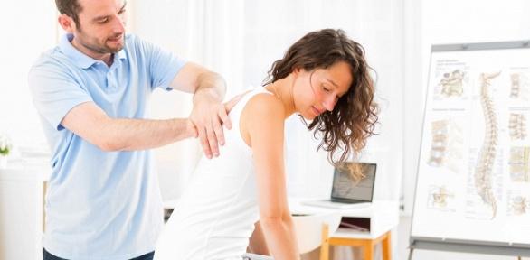Массаж, консультация остеопата вцентре «Мила»