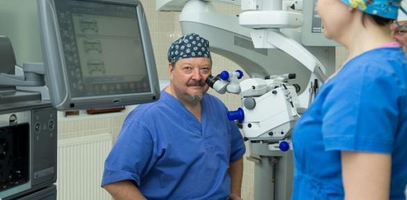 Лазерная коррекция зрения одного или двух глаз в«Клинике скорой помощи»