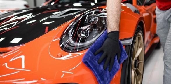 Химчистка или абразивная полировка автомобиля отавтосервиса MIB
