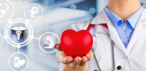 Кардиологическое обследование «Здоровое сердце» вмедцентре «Ванклиник»