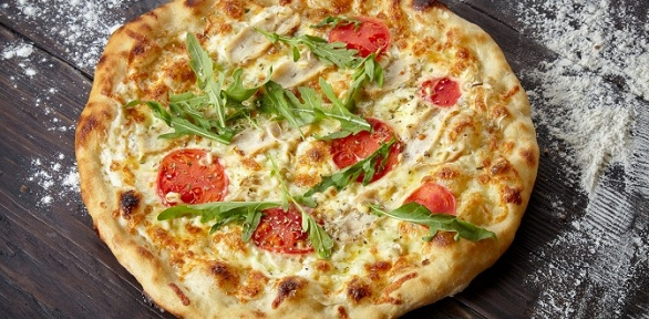 Пиццы, салаты ипасты отпиццерии Fedorini заполцены