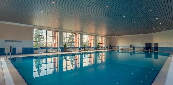 Отдых спитанием ипосещением бассейна вкомплексе «Ватутинки»