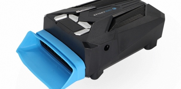 Вытяжной вентилятор для ноутбука CoolcoolerK2