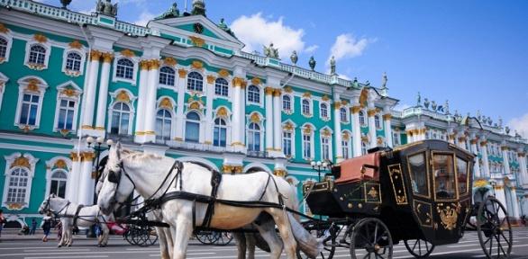 Тур вСанкт-Петербург вноябре идекабре