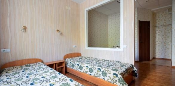 Отдых вмини-гостинице «НаЛядова»
