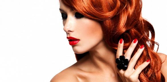 Стрижка, укладка, окрашивание волос всалоне красоты «Лето»
