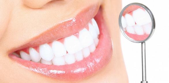 Косметическое отбеливание зубов посистеме встудии Magic White