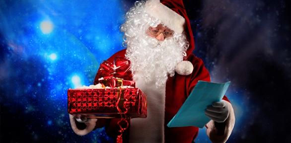 Поздравление отДеда Мороза от«Планета Деда Мороза»