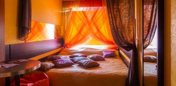 Отдых вдизайнерском номере вмини-отеле «Банифаций»