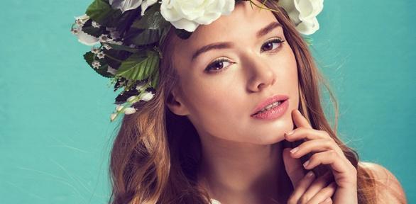 Вечерний, дневной или макияж встиле nude встудии макияжа Каролины Левиной