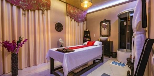 Тайский массаж иSPA-программы встудии «Шанталь»