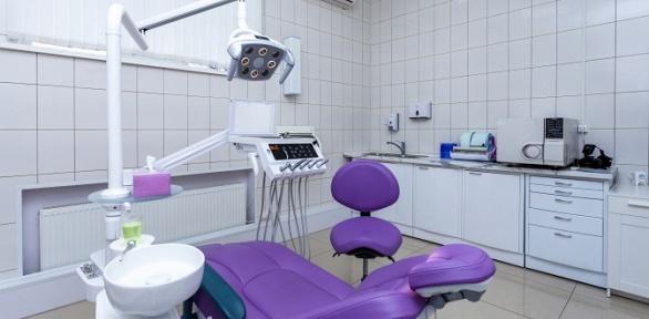 УЗ-чистка зубов, лечение кариеса встоматологии «Мэджик смайл»