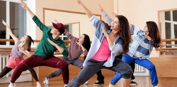 До12занятий танцами отстудии Free Dance
