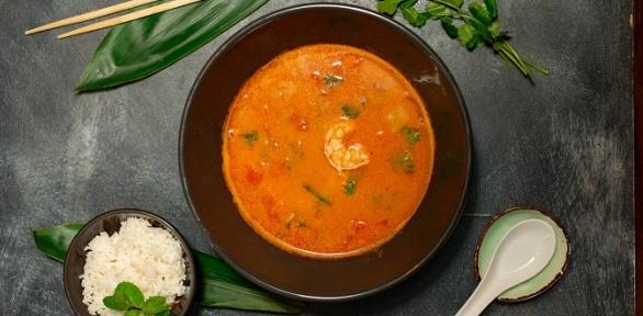Ужин вресторане-кафе тайской иазиатской кухни Sabai Sabai