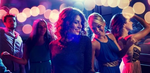 Паровая вечеринка, вечерняя или ночная дискотека натеплоходе отГК«РПК»
