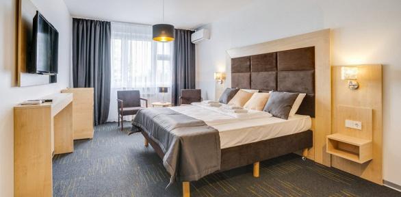 Отдых для двоих вномере навыбор отсети апарт-отелей «Ладомир»