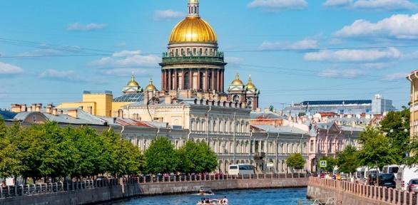 Экскурсионный автобусный тур вСанкт-Петербург виюне ииюле