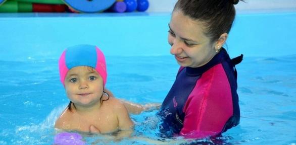 Плавание для ребенка в«Единой школе плавания»