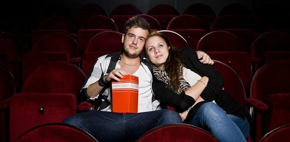 Посещение кинотеатра для двоих отклуба Top Level