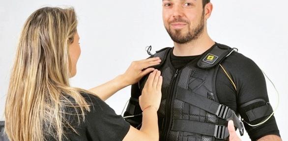 EMS-тренировки ссеансами кавитации или обертывания отфитнес-студии NewFit