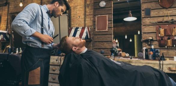 Стрижка, оформление бороды, усов вбарбершопе «Мистер имиссис Гэмбл»